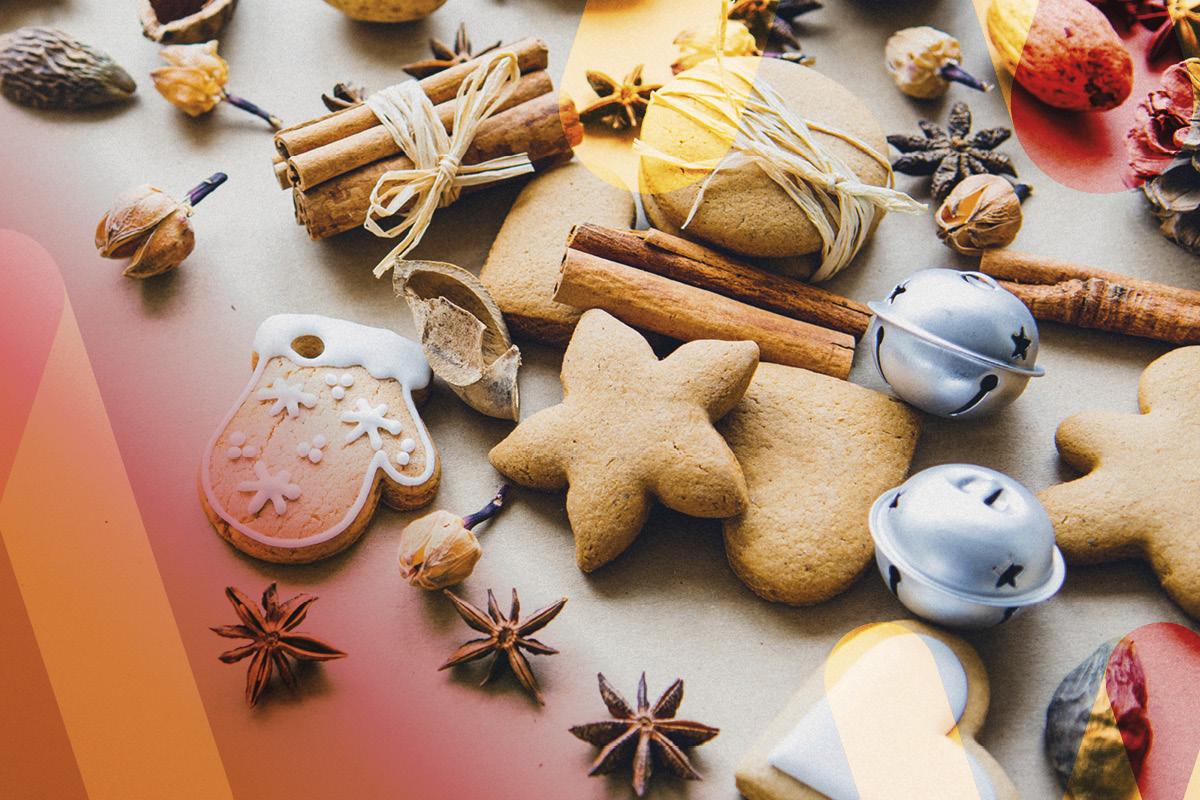 K symbolům Vánoc patří cukroví