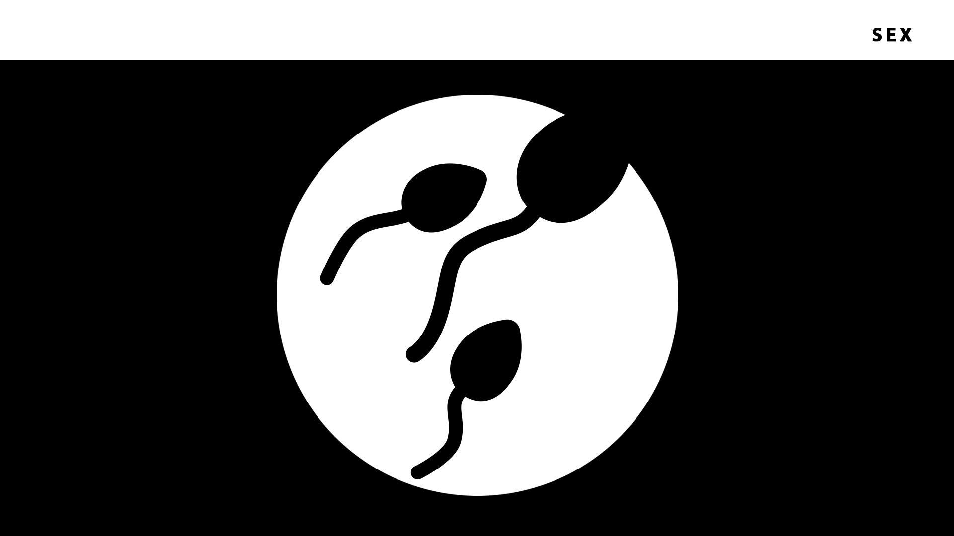 Piktogram varující před sexem