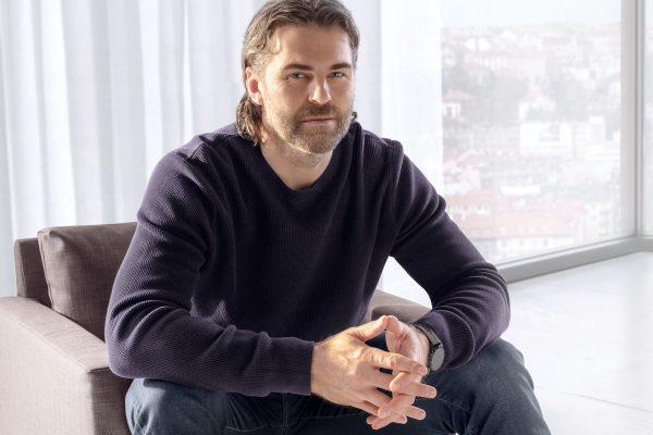 Jaromír Jágr v aktuální kampani značky Huawei