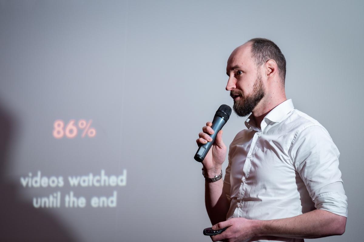 Jan Sekerka z Motionlabu