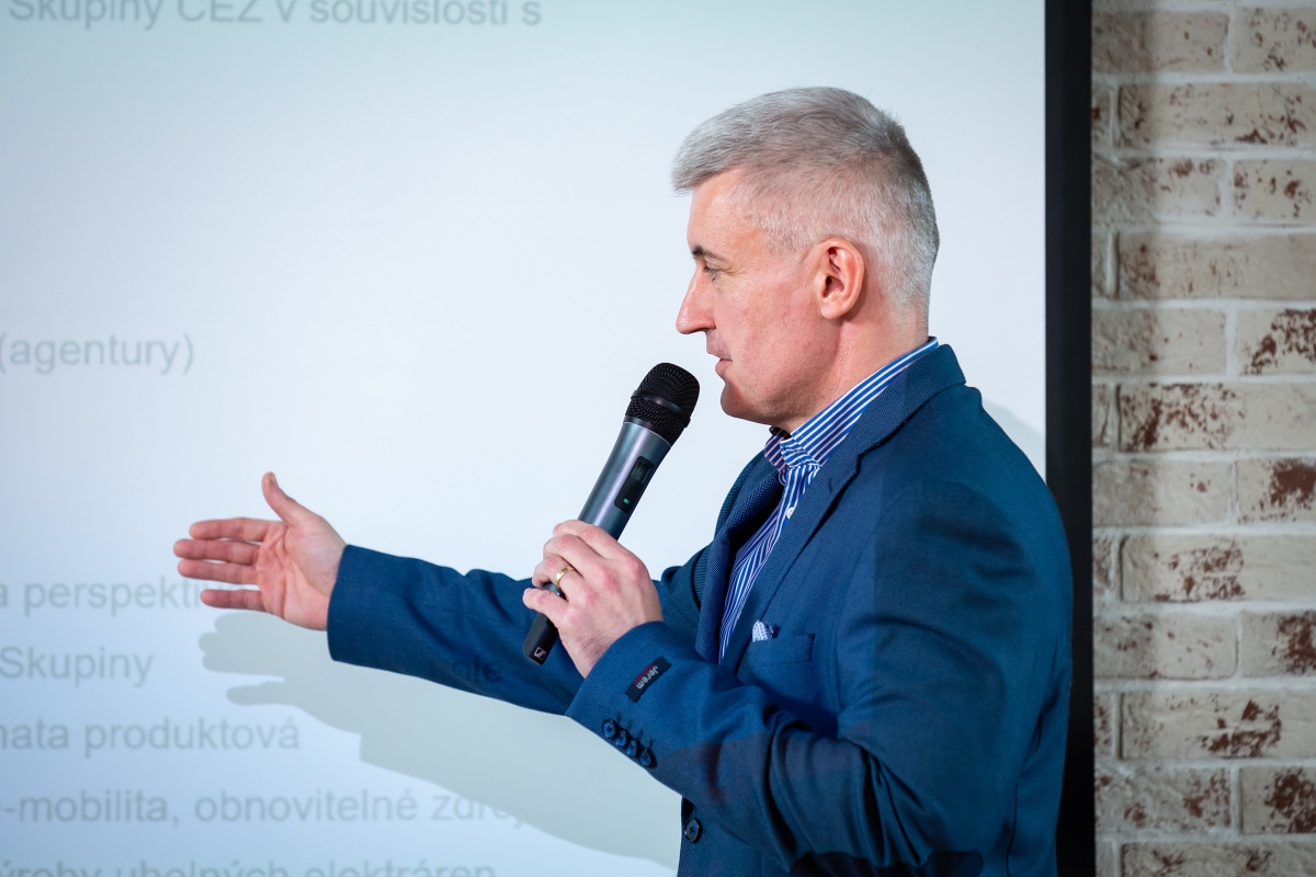 Ladislav Kříž. Foto: Vojta Herout