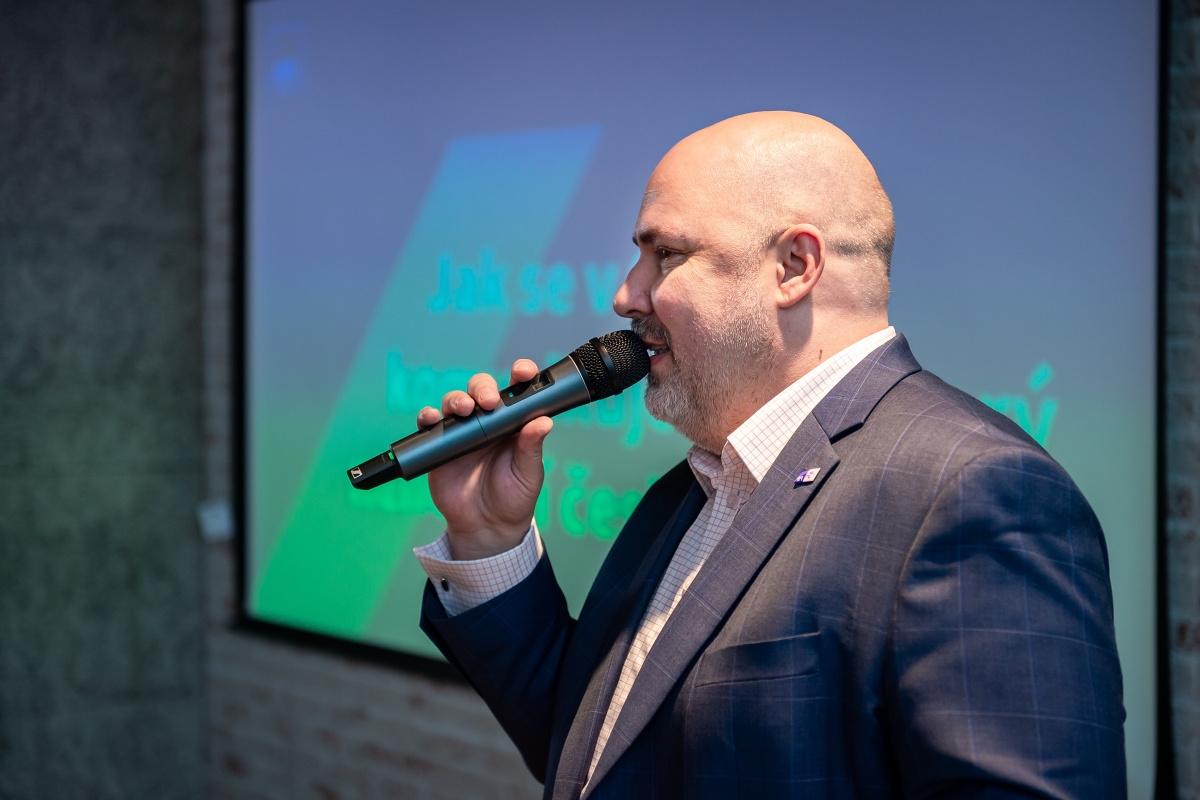Jiří Cívka. Foto: Vojta Herout