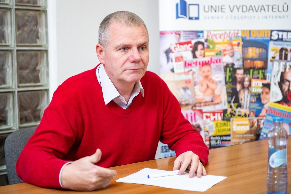 Václav Mach. Foto: Vojta Herout