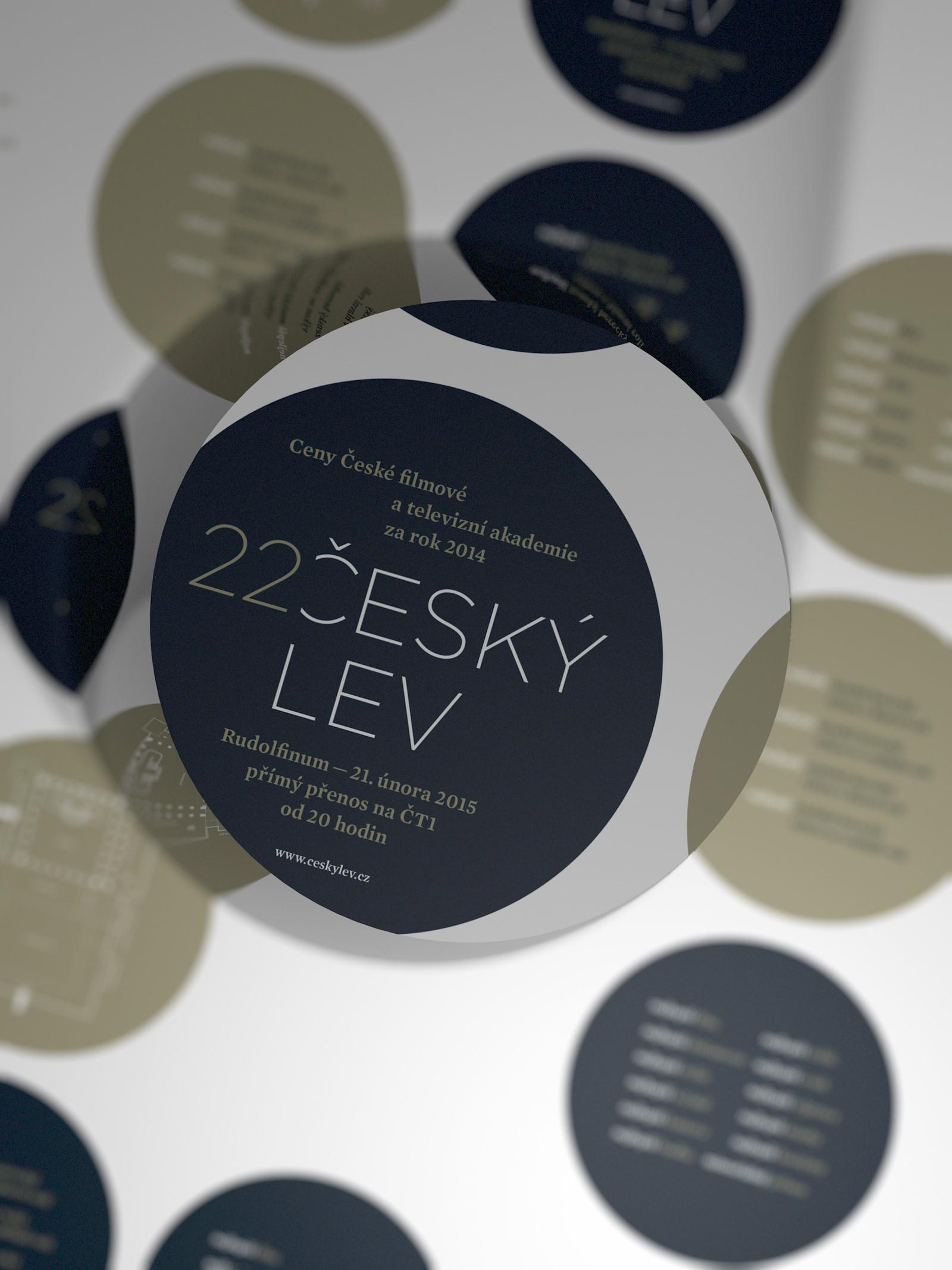Český lev 22 (Oficina)