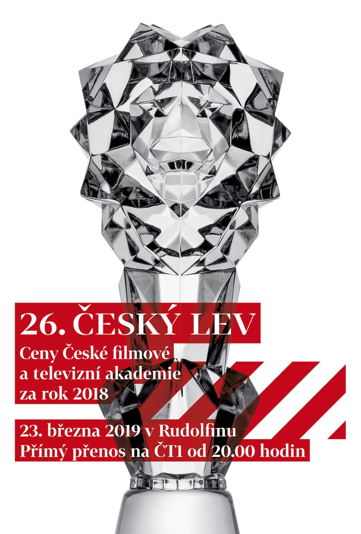 Český lev 26 (Dynamo Design)