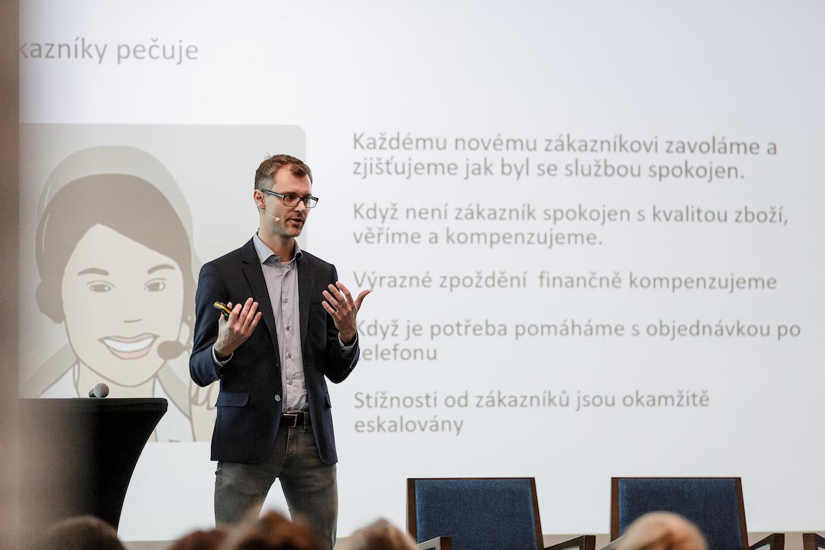 Jan Škrabánek. Foto: Barbora Mráčková