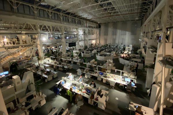 V Economii jsou už tři týdny bez elektřiny