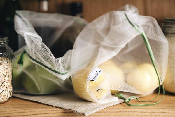 Albert za body nabídne znovupoužitelné sáčky na potraviny Frusack