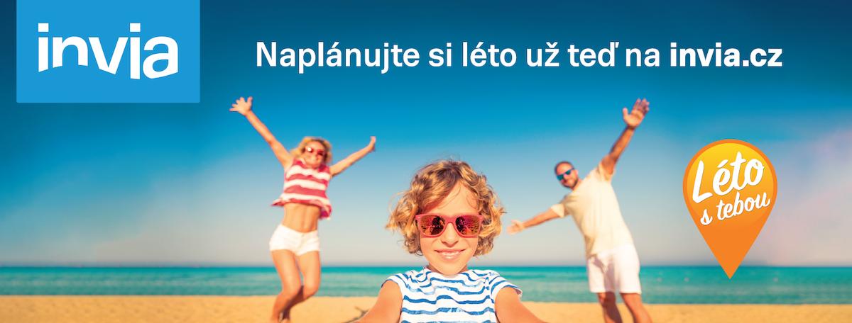 Z aktuální kampaně značky Invia