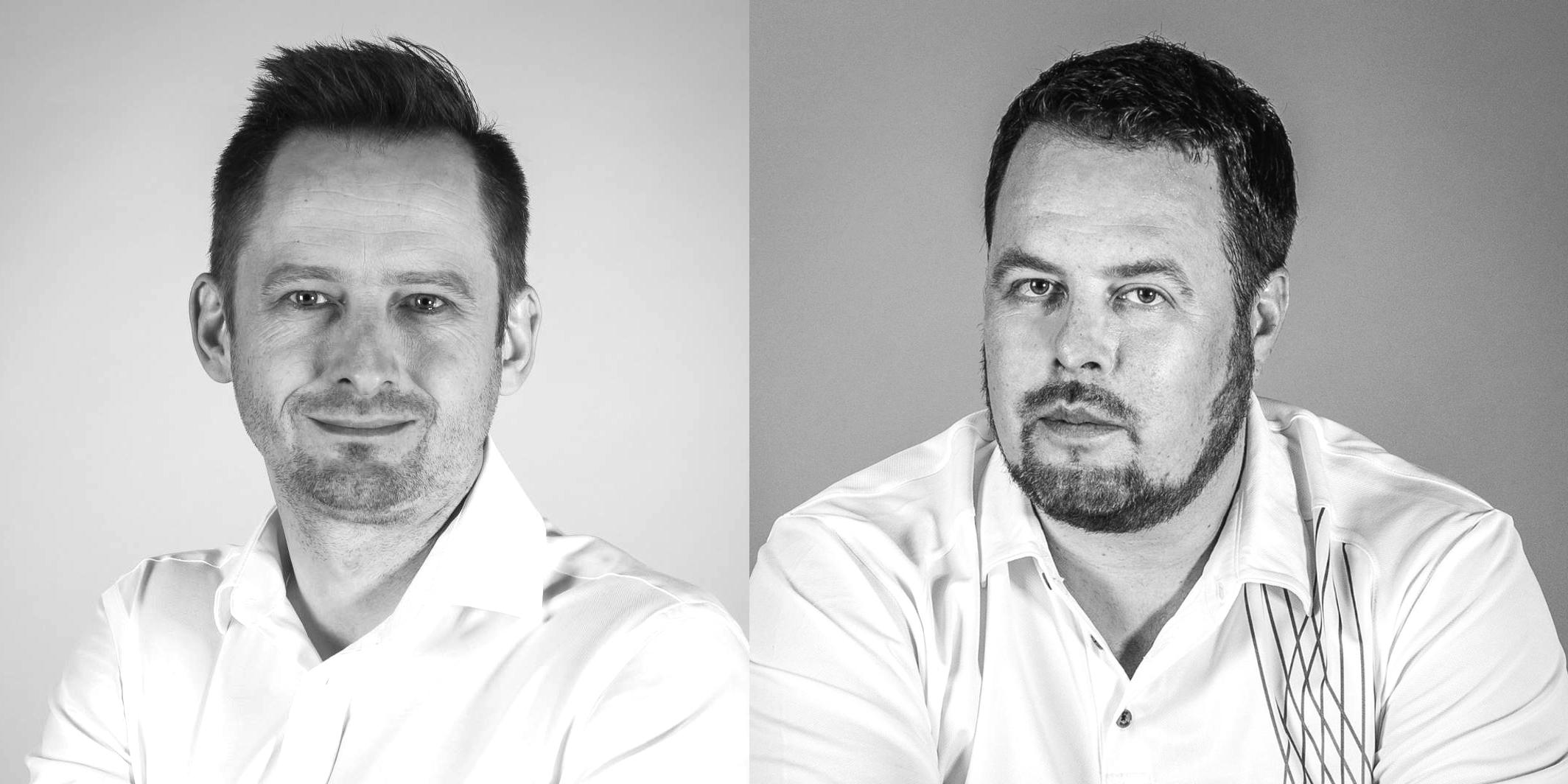 Za agenturní skupinou Magnas stojí Martin Šafra (vlevo) a Robert Renč