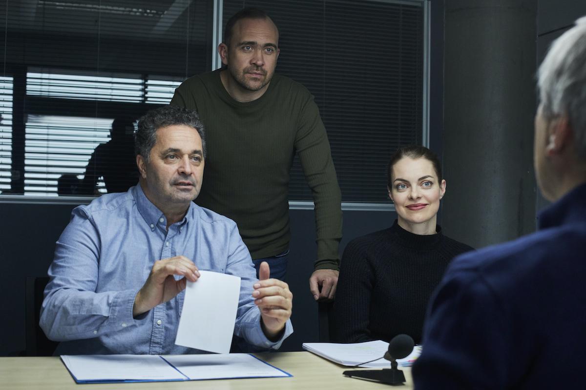 Martin Dejdar jako policista v seriálu Specialisté. Foto: TV Nova