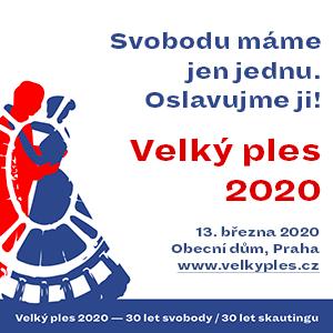 Velký ples 2020