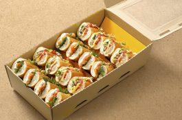 Bageterie Boulevard nabízí BB Boxy i v Boleslavi a Ústí, přidává rybí maso