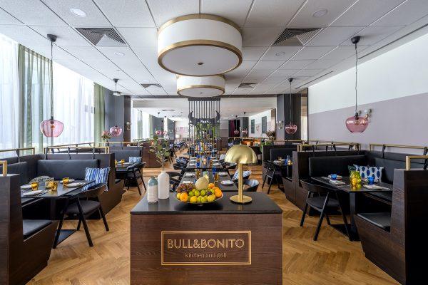 Adison pomáhá nové restauraci Bull & Bonito