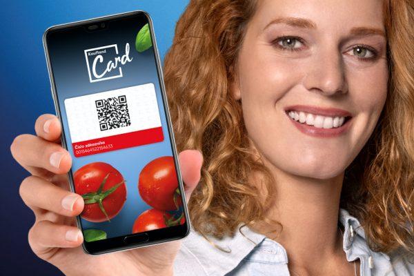 """Kaufland zavádí svou """"kartičku"""" a věrnostní program Kaufland Card"""