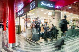Lagardere Travel Retail přebírá pět prodejen na Hlavním nádraží
