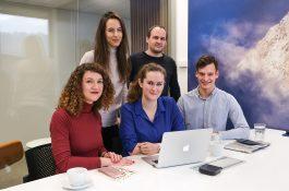 Agentura MarketUp hlásí pětici nových tváří