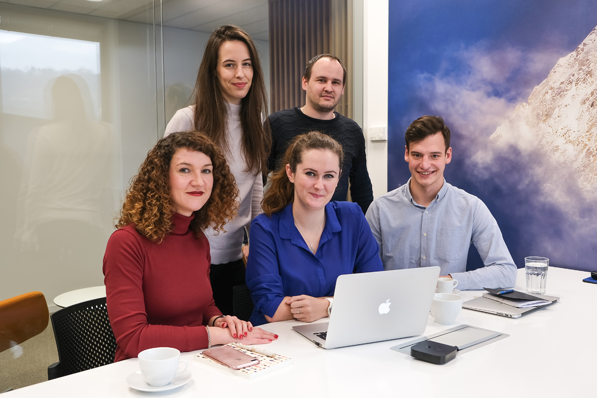 Pětice nováčků v agentuře MarketUp