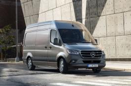 Socialsharks spravují sítě dodávek Mercedes-Benz