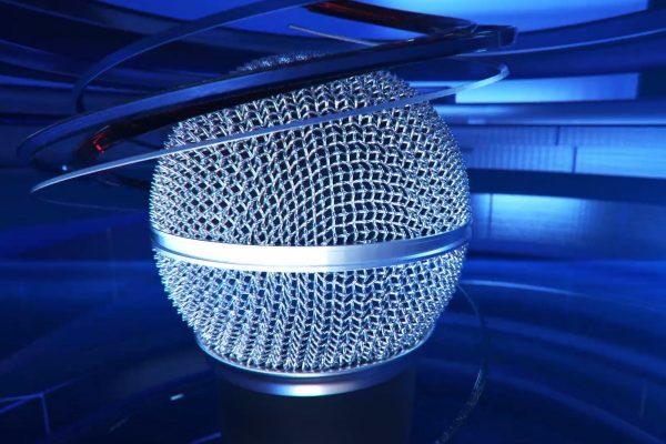 Mikrofon CNN