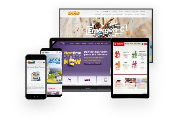 Jak Wunderman Thompson redesignoval 100 webů pro GSK a Pfizer v 25 zemích