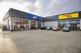 Fond ZDR koupil retail park v Čáslavi a elektro Okay na Zlínsku