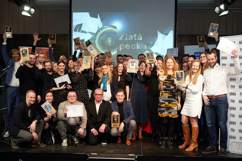 Vítězové soutěže Zlatá pecka za rok 2019