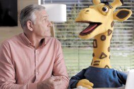 Jan Čenský snídá s žirafou, poskytovatel půjček Zonky startuje nový koncept