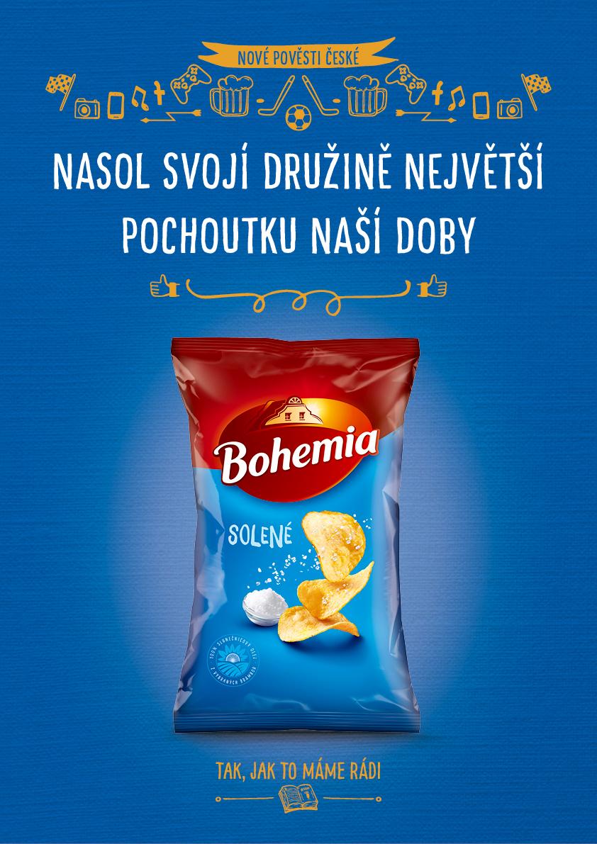 Bohemia Chips: Nové pověsti české