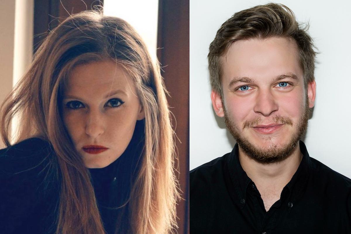 Tereza Boukalová a Marek Malis, vítězové kategorie Digital soutěže Young Lions 2020