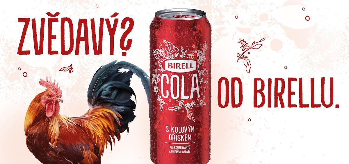 Cola od Birellu