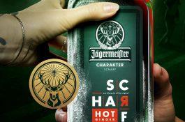 Jägermeister uvádí Scharf, svou zatím největší zdejší produktovou inovaci