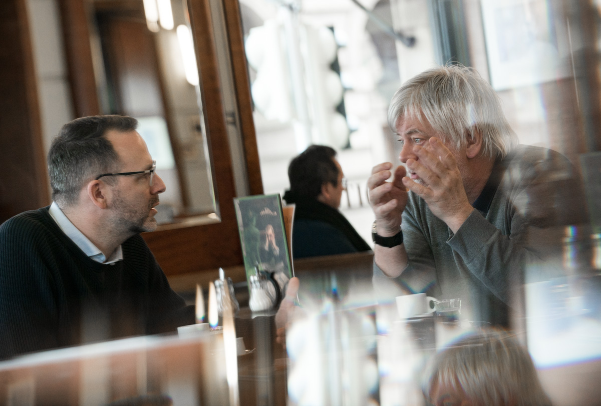 Jan Jirák a Ondřej Aust. Foto: David Bruner