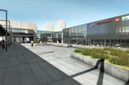 Na Hájích se předělává obchodní centrum, otevřel tam rozšířený Albert