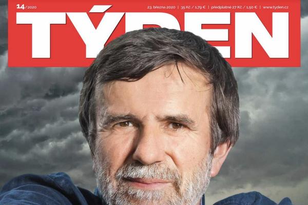 Časopis Týden přestává na měsíc vycházet