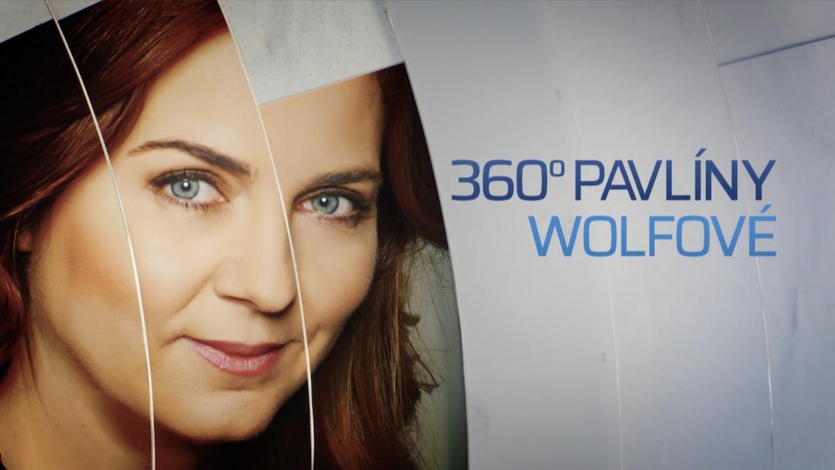 360° Pavlíny Wolfové půjde od 21.30