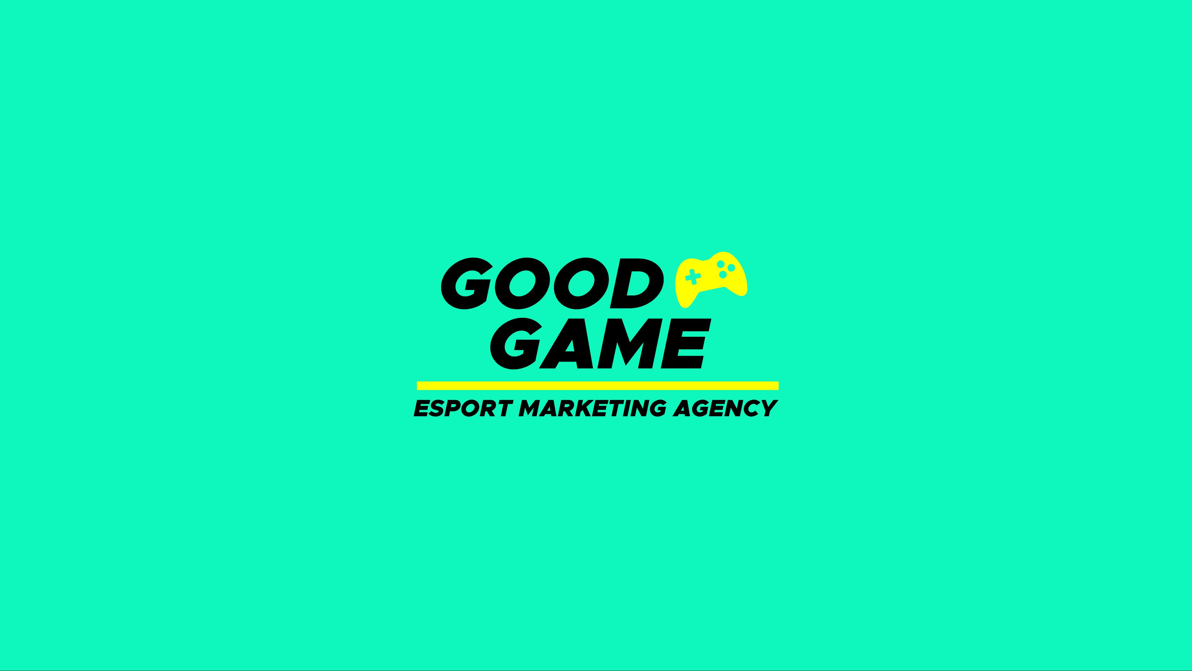 Logo nové agenturní divize Good Game
