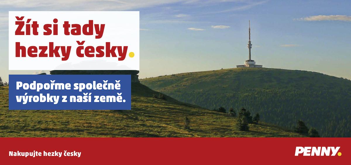 Billboard pro Moravskoslezský kraj