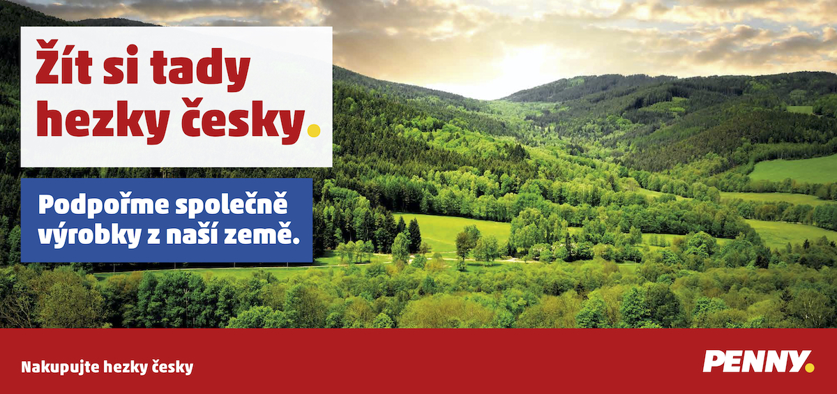 Billboard pro Plzeňský kraj