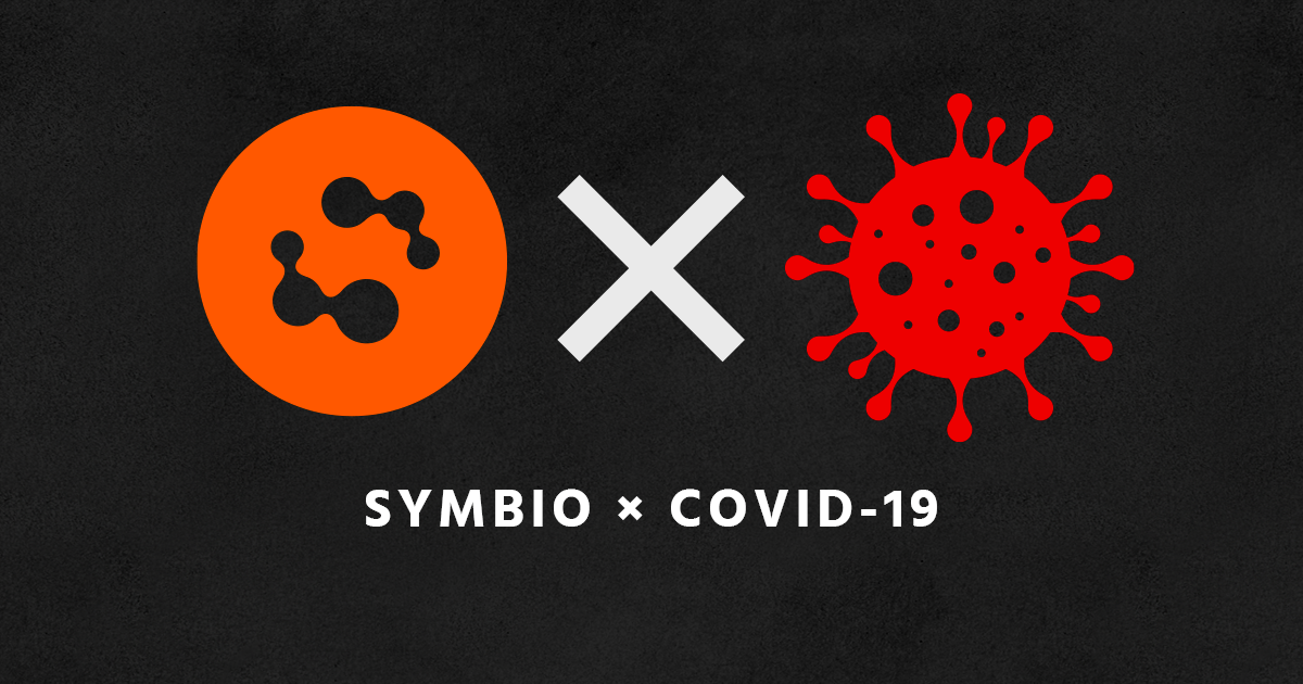 Symbio proti covidu
