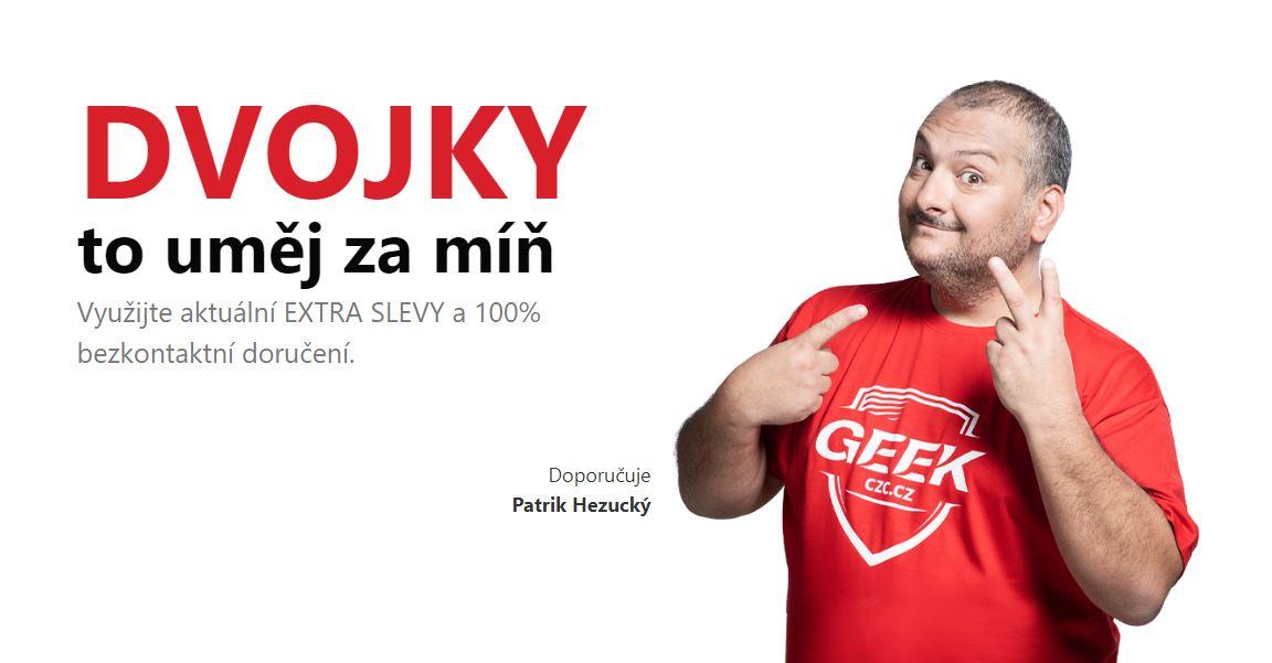 Klíčový vizuál zrecyklované kampaně CZC.cz