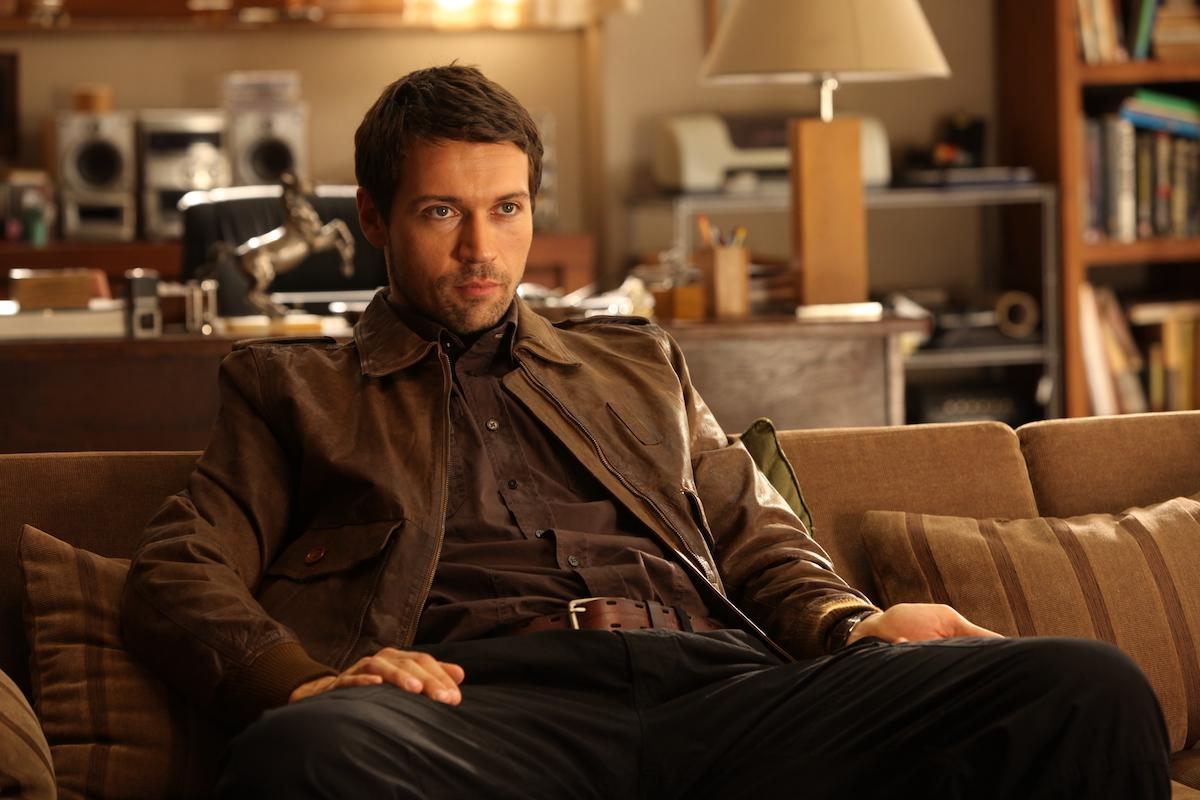 Lukáš Hejlík v seriálu Terapie. Foto: HBO