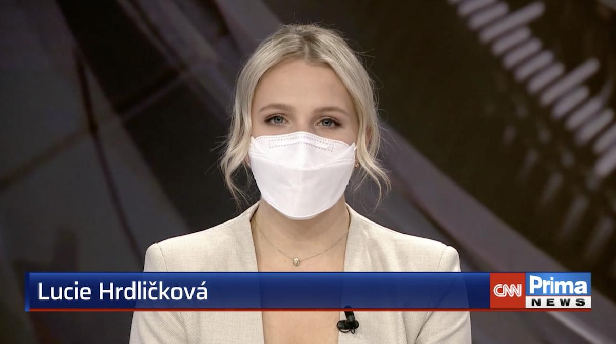 Lucie Hrdličková přišla ze Seznamu