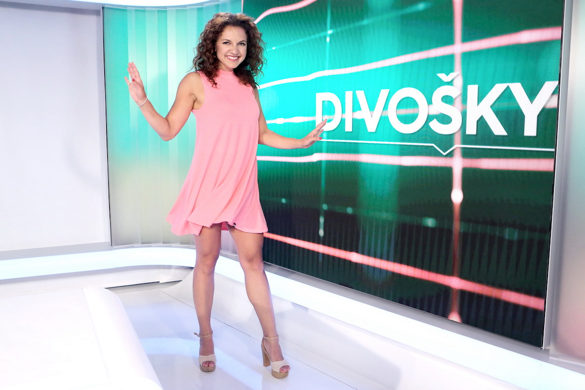 Andrea Košťálová (dnes Antony)
