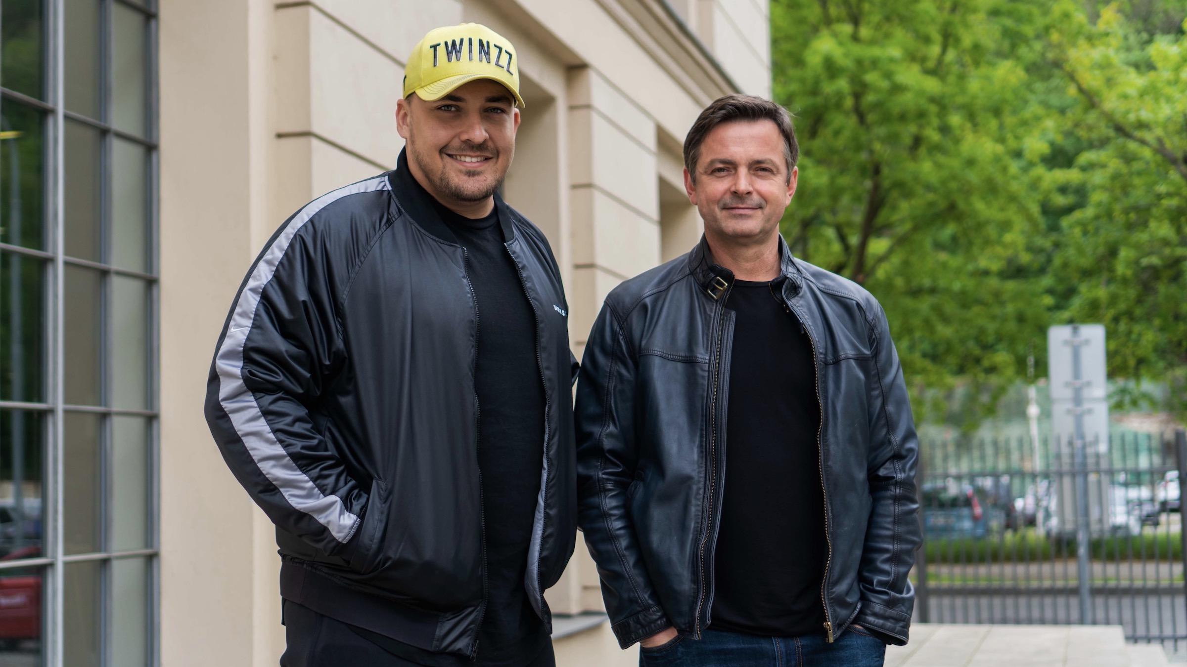 Jakub Lorenc a Jakub Dlouhý