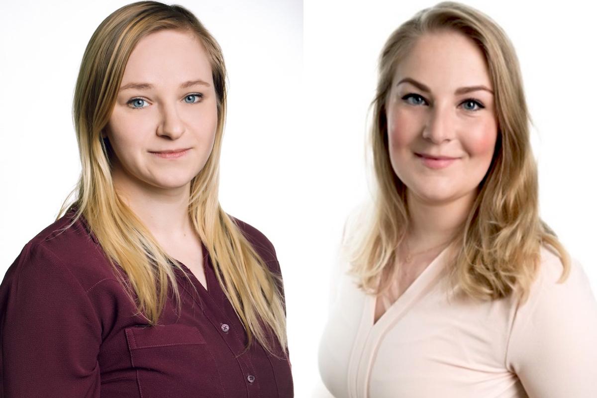 Alena Mařasová a Romana Francková jsou vítězkami kategorie PR letošních Young Lions