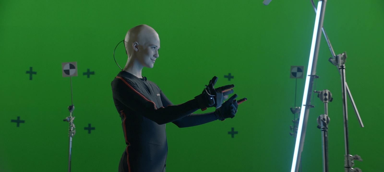 Z natáčení kampaně O2