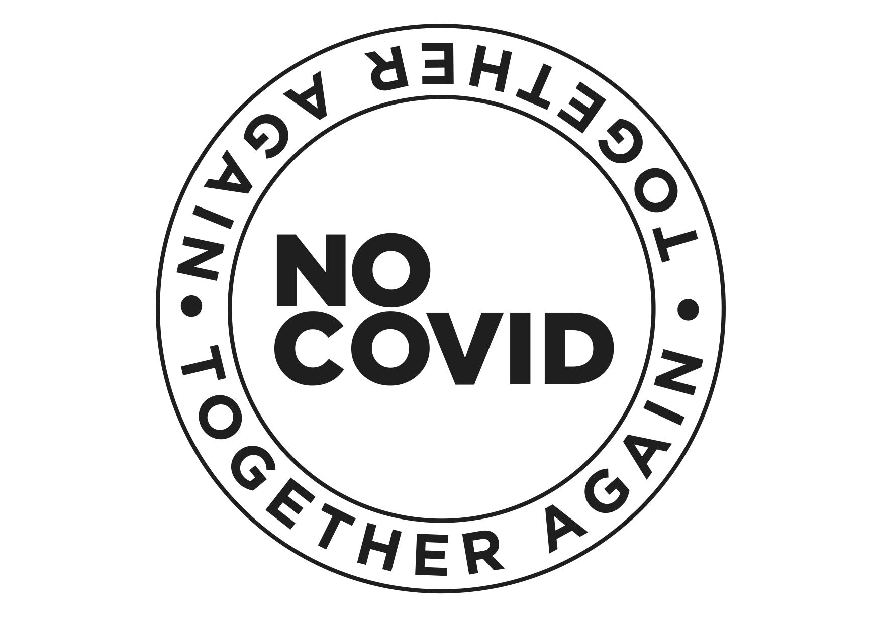 Symbol iniciativy Nocovid