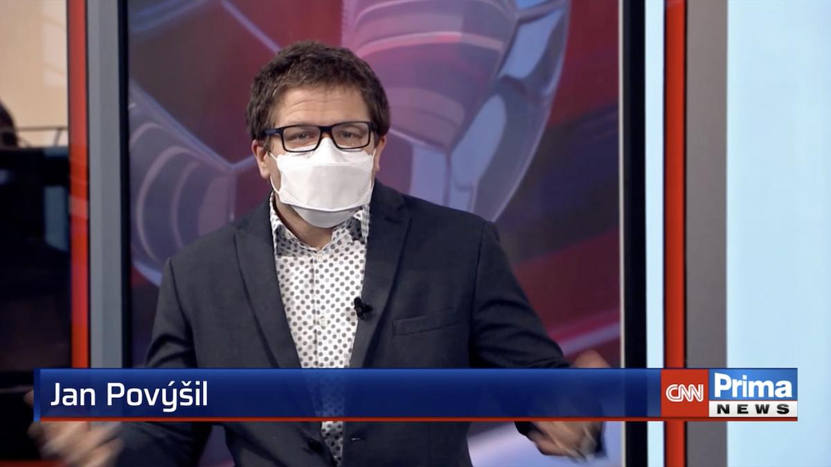 Jan Povýšil bude mít na starosti sportovní novinky
