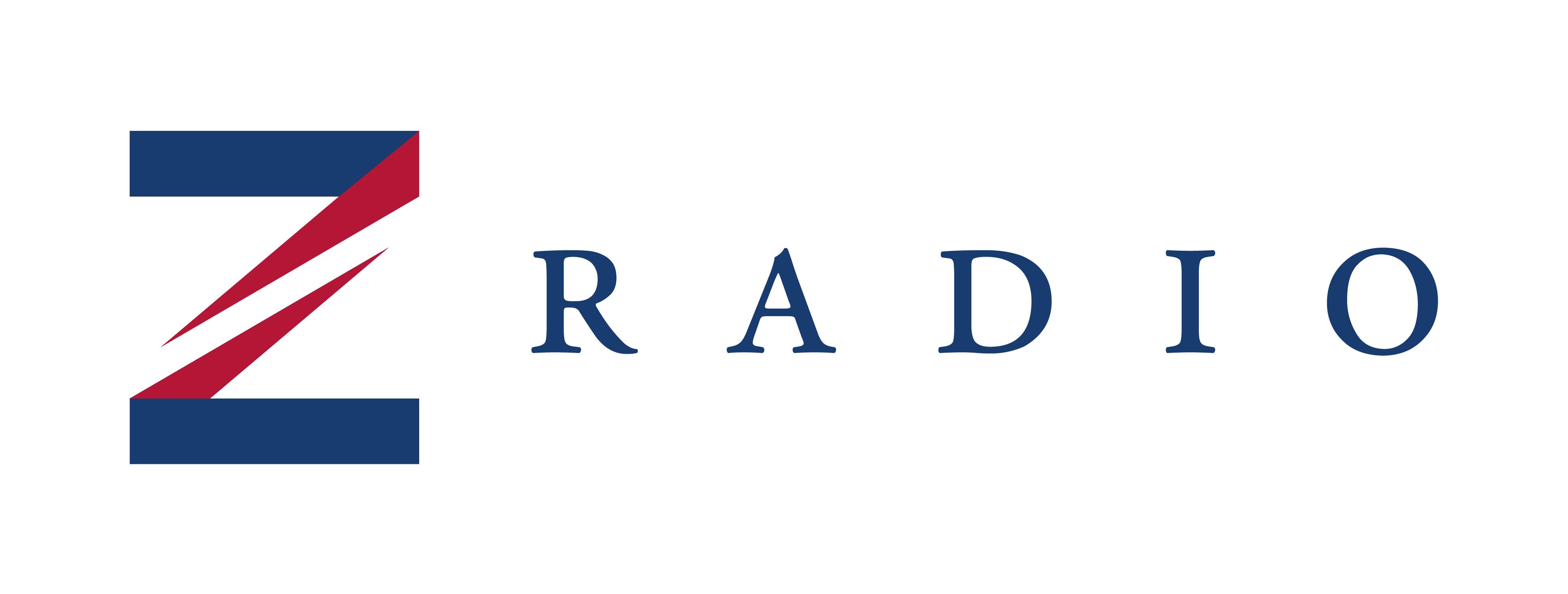 Horizontální logo Rádia Z